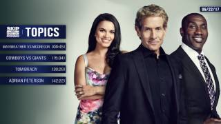 UNDISPUTED Audio Podcast (6.22.17) with Skip Bayless, Shannon Sharpe, Joy Taylor | UNDISPUTED