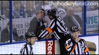 Paul Maurice ejected 02/18/16