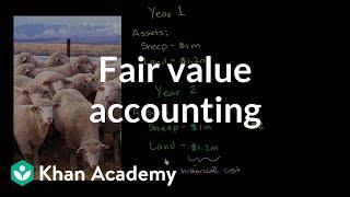 Fair value accounting   Finance & Capital Markets   Khan Academy
