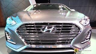 2018 Hyundai Sonata Limited - Exterior and Interior Walkaround - Debut at 2017 New York Auto Show