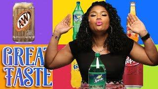 The Best Soda   Great Taste