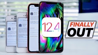 iOS 12.4 Released! Review & RIP iPhone 6/5s