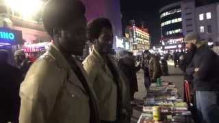 Christian Twins listen to Quran and give reaction of feeling cleansed.
