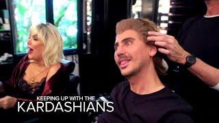 KUWTK | Kris Jenner & Jonathan Cheban Put on Disguises | E!