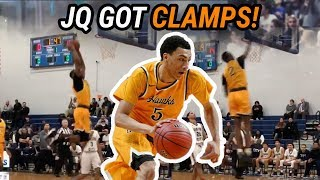 Jahvon Quinerly's Squad Went Up 22-0 TO START GAME! JQ & Luther Muhammad Go BEAST MODE