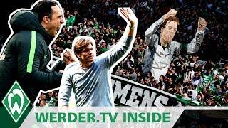 Alexander Nouri bleibt Cheftrainer, Clemens Fritz wird Nummer 8 | WERDER.TV Inside nach Hoffenheim