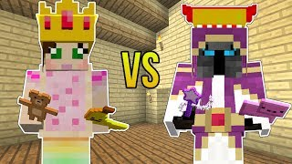 Minecraft: FASHION FAMOUS CHALLENGE!!! (WHO HAS THE BEST OUTFIT?!) - Modded Challenge