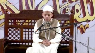 HD   Heart Rendering Recitation   Hafiz Muhammed Zakariya (Bangladesh)  
