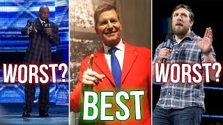 Ranking Every SmackDown General Manager From WORST To BEST