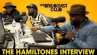 The HamilTones Talk New EP, R&B Revivals + Perform 'Black Men Don't Cheat' Rendition