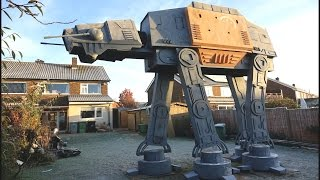 GIANT Star Wars AT-ACT