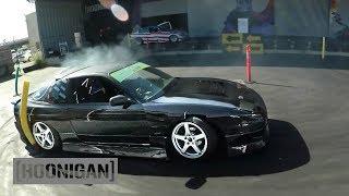[HOONIGAN] DT 157: Circle Jerks is Back! Offbeat Garage (S13 240sx) vs Keep Drifting Fun (S14 240sx)