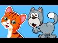 Kediler Hep Miyav Der - 5 Çocuk Şarkı...mp3