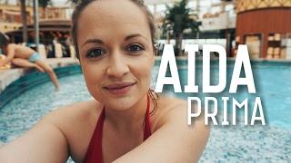 AIDA PRIMA XL VLOG I ALLEIN in Southampton I Mellis Blog