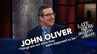 John Oliver Doesn