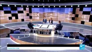 "Marine Le Pen against Macron: ""A salafist association supports Emmanuel Macron!"""