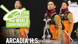 mqdefault Arcadia Percussion: Living The Dream