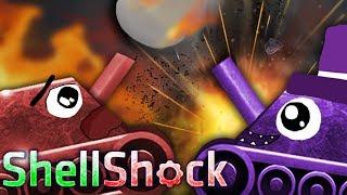Der Mega-Schuss  「ShellShock Live」