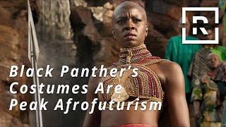Black Panther's Symbolic African Costumes | Racked