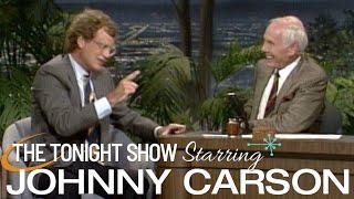 David Letterman Reveals His True Feelings about Jay Leno Hosting Tonight Show, Johnny Carson 1991