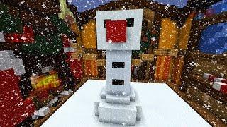 Weihnachtsbuildbattle! - Minecraft Adventskalender #13