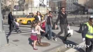 Hugh Jackman with Daughter Ava Singing Lady Gaga