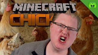 WIE IM HÜHNERSTALL 🎮 Minecraft Chicken Bawk #2