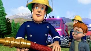 Feuerwehrmann Sam Deutsch Neue Folgen 2017 | Hilfe, Sam! -  40 Minuten | Cartoon für Kinder