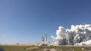 Falcon Heavy Demo   Static Fire