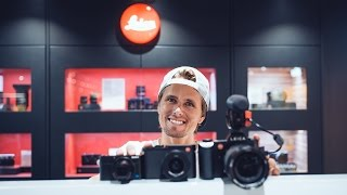 TESTING SOME NEW LEICA VLOGGING GEAR | VLOG 123