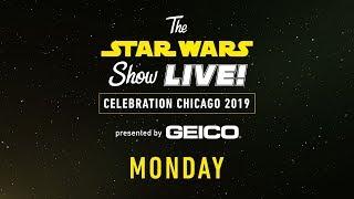 Star Wars Celebration Chicago 2019 Live Stream - Day 4   The Star Wars Show LIVE!