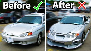 7 Car Facelifts That Made Them Worse!!