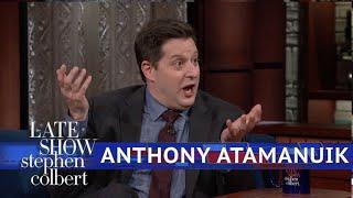 Anthony Atamanuik: Trump Is