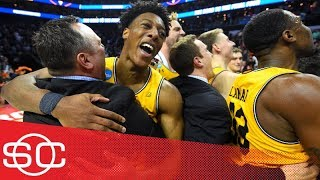 16-seed UMBC beating No. 1 Virginia