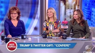 Panel Has A Laugh Over TRUMP