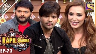 The Kapil Sharma Show - दी कपिल शर्मा शो-Ep-73-Himesh And Iulia In Kapil