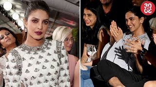 Priyanka Makes A Stunning Appearance At Emmy   Deepika Hangs Out With Friends In Bengaluru