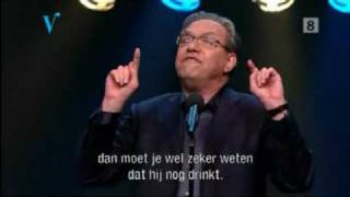Lewis Black Live in Amsterdam Part 1/8