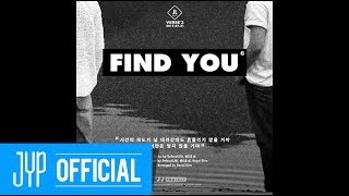 """JJ Project """"Verse 2"""" Track Card 6 """"Find You"""""""