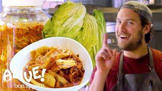 Brad Makes Kimchi | It