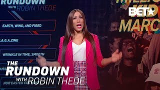 See All The Students Who Walked Out Of Class Against Gun Violence | The Rundown With Robin Thede