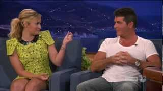 Demi Lovato & Simon Cowell | Funny Moments [part 1/5]