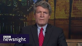 Richard Painter: Jeff Sessions should resign - BBC Newsnight