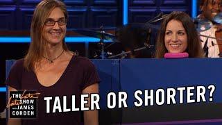 Taller or Shorter w/ Lonzo Ball & Sonequa Martin-Green