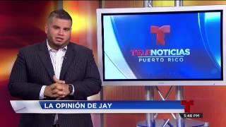 "Jay: ""Creíamos que Puerto Rico era un país rico"""