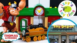 TOY STORE TRIP! Thomas and Friends at Anna