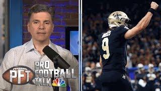 PFT Top 30 Storylines: Is Drew Brees slowing down? | Pro Football Talk | NBC Sports