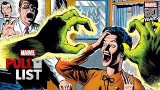 Hardcore Horror and STRANGE TALES!   Marvel's Pull List