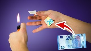 6 MAGIC TRICKS You Can Do At Home