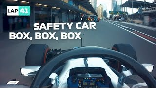 Inside Story Of How Mercedes Won The 2018 Azerbaijan Grand Prix